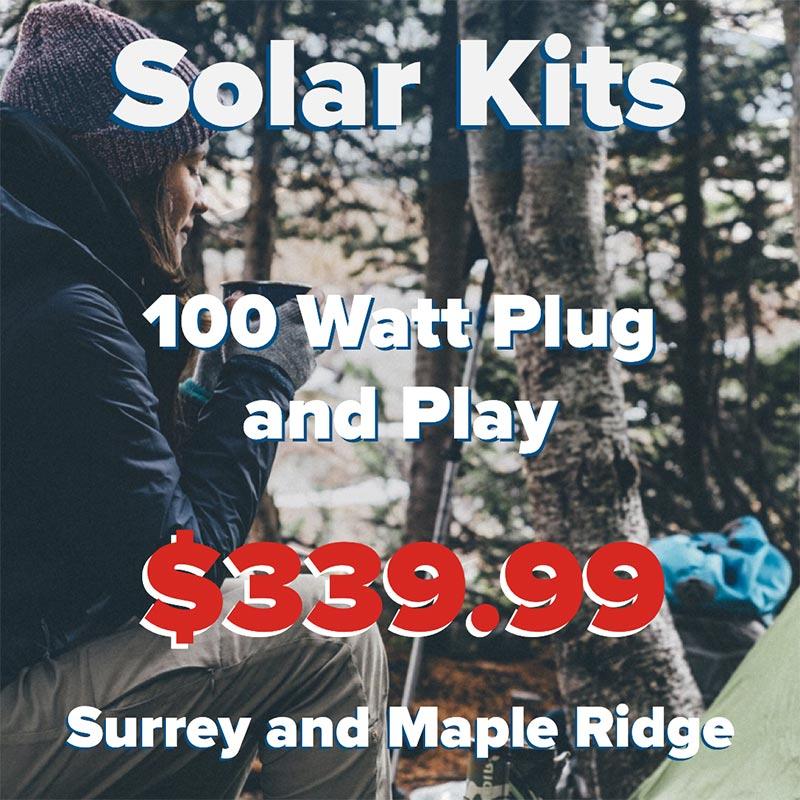 September Solar Kit Sale